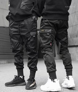 Tactical Tooling Pants Casual Jogger Pants Mens Spring Summer Fashion Trousers Pencil Pants Mens Functional And