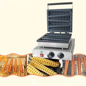 BEIJAMEI Вафельная машина для рождественской елки коммерческого использования / Вафельница Lolly Waffle Maker / Электрическая вафельная машина с яйцами сосны