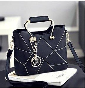 Designer Female Bag 2020 New Fashion Female Stereotypes Sweet Fashion Female Bag Slung Shoulder Bag