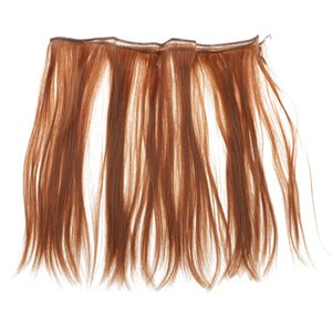 Fashion 25cmx100cm Doll Wigs Long Straight High Temperature Wire DIY Making Decor