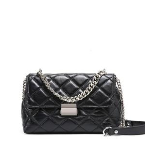 Damen Schultertaschen Leder Damen Designer Handtaschen tragbare Tasche aus echtem Leder