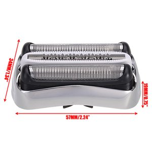 1pc 32B 32S 21B Electric Shaver Foil Head Shaving Head For Braun Series 3 310S 320S 370CC Personal Care Appliance Parts