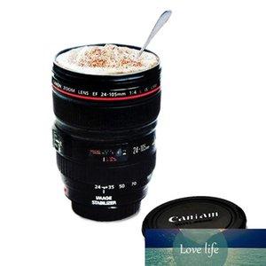 café plástica taza de la lente creativa escala de Caniam lente de la cámara SLR de moda al por mayor