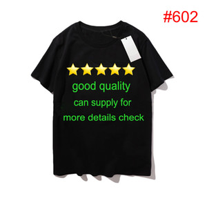 mens  t-shirt camisetas de luxo designer de 2020ss tshirts verão carta braned impressa moda clássico womenn homens s camisas de grife