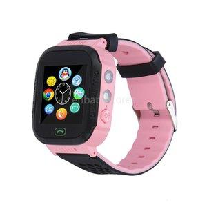 Watches Kids Fashion Children Q528 Smart Watch Locator Screen Location Device Tracker Sos For Kids Children Bayan Kol Saati