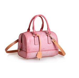 diseñador de los bolsos de lujo de las mujeres de cuero de alta calidad pequeña bolsa cuadrada 2019 nuevos de la manera cadena bolsa crossbady