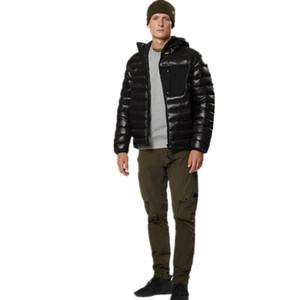 chaqueta informal de las mujeres abajo caliente al aire libre de los hombres de la chaqueta abajo de la capa topstoney invierno de los hombres de la empresa CP 19FW los hombres de moda y