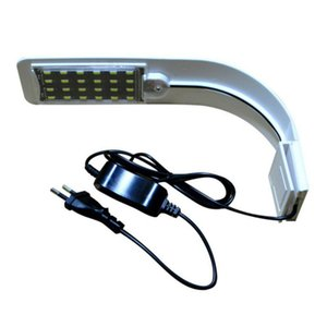 10W Fish Tank Lightings Accessories High Brightness Aquarium Fish Tank 5730 LED Light Energy-Saving Lamp EU Plug 2018
