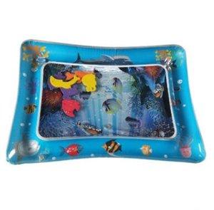 Sommer aufblasbares Spielzeug Baby-Spielzeug Baby nach Hause Eisauflage aufblasbare anfällig patting Pad Haushalt kühle Kissen Aufblasbare Wasserkissen YSY131