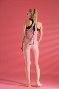 New Style Women Slim Yoga Pant For Man Tight Yoga Sport Jumpsuit Long Bodysuit Tracksuit Pants