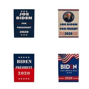 Biden 2020 Flag Sticker Set Donald Presidente Corpo de carro adesivos Mantenha a tornar a América Grande Partido Home Decor bandeira 5111 # 882