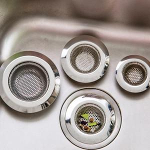 7см/9см/11см металлическая кухня из нержавеющей стали раковины ситечко сливное отверстие фильтр ловушка раковина ситечко улавливатель волос ванна раковина слив