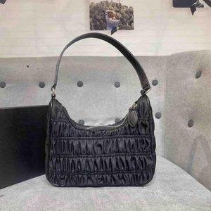 alta qualità 2020 primavera e l'estate nuove pieghe borsa a tracolla ascellare sacchetti delle donne delle borse di modo del sacchetto