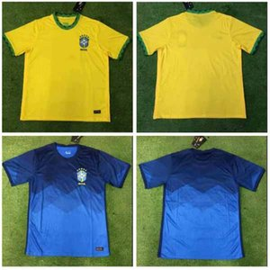 Thailand National Quality brazi 2020 Soccer Jersey World Cup 20 21 Home away Americas Cup Football jerseys Shirt