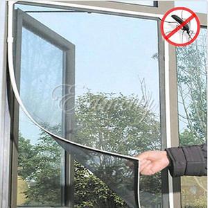 Zanzariera della finestra della tenda di portello della rete della maglia Nuovo Anti-insetto volare Bug Protector