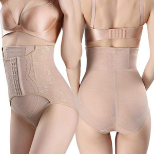 Panties Control shapers Inner Hollow Waist Training Corset gymwear Sport Waist Trainer Womens Slimming Body Shaper Rubber SPANX sexy Plastic