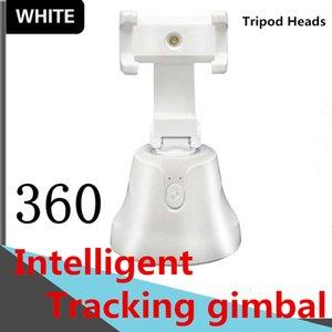Objektverfolgung Halter Stativköpfe 360 ° Intelligent Follow-up-PTZ-Smart-Tracking-Gimbal-Bluetooth-Verbindung FacePanoramic Tracking-Kamera DHL