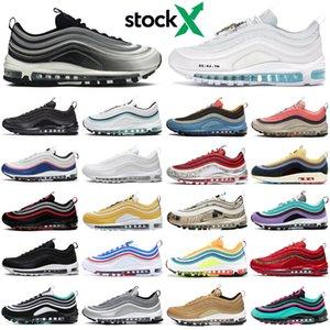 nike air max airmax 97 97s 2020 stock x sean wotherspoon hombres mujeres zapatos para correr triple athletic outdoor hombres mujeres entrenadores zapatillas deportivas corredores