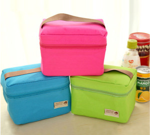 Storage Bag Thermal Insulated Picnic Waterproof Box Pdns Student Lunch Portable Cooler Food Handbag E219 Women Carry Tote Men Min Qhajf