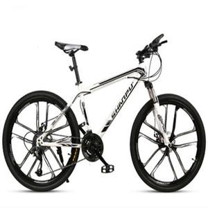 Cross-Country Mountain Bicycle 21 24 27 30 Speed Ten-Blade Wheel Ultra-Light Absorption For Men And Women