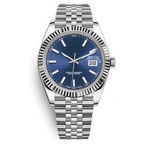 Top U1 Fábrica V3 automática varrendo 2813 movimento automático Assista Men Datejust inoxidável Original Fecho Presidente Desinger Mens Relógios