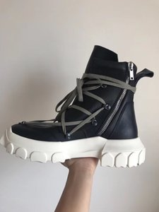 2019 scarpe SS Uniti di alta qualità degli uomini cinghia di cuoio genuina stivali classici persiol tendenza diretta high-end fabbrica principale stivali