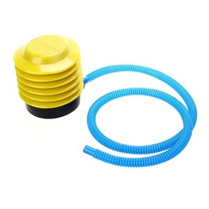 Foot Air Pump Inflator for Balloon Swimming Ring Inflatable Toy Portable Bike Pumps