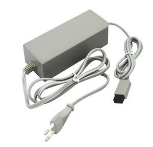 Power Supply 100-240V AC Adapter for Wii U Game Console Power Adapters Wall Charger 20pcs lot