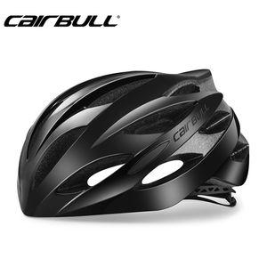 CAIRBULL велосипед дорожный шлем профессиональный сверхлегкий безопасности Велоспорт шлем интегрально формованные велосипеды Cap M L размер