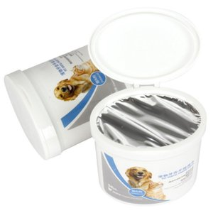 Pet Wipes Pet Healthy Dog Tooth Finger Wipes Mitts Oral Care Supplies Cats Gentle Dog Dental Wipes Pet Supplies 50pc
