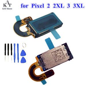 Для Google Pixel 2 3 3A XL динамик приемник динамик уха сотовый телефон ремонт замена для Pixel 2XL динамик гибкий кабель 10 шт.