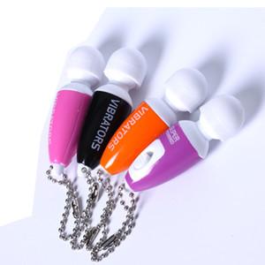 Thierry Mini vibrador Huevo Clítoris Estimuladores del Punto G magia Varita AV Vibrador Masajeador Stick para Mujeres Masturbación