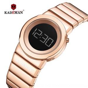 impermeável K9052 Relógio Relógio impermeável K9052 KADEMAN Kidman temperamento das mulheres KADEMAN Kidman temperamento das mulheres