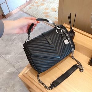 Lüks Klasik Tasarımcı çanta Yüksek Kalite Kadınlar Omuz çanta renkleri Messenger Çanta Alışveriş Bez 24cm taşıma çantalarını debriyaj Feminina