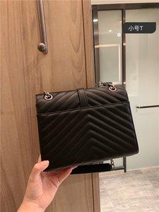 2020 yyyYSLBolsos del diseñador de moda bolsa de cuero Bolsa de hombro Bolsas Crossbody bolso de embrague mochila zapatillas cartera nhhh