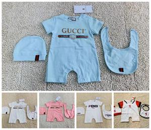 bebek giysileri beyaz bebek bebek mayo pamuklu malzeme marka tasarımcı bebek kız erkek bebekler pembe marka ucuz kız bebek romper