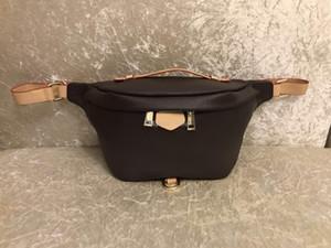 2020 Hot Venda Atacado Nova Moda PU Couro Brown Flor Handbags Mulheres Sacos de Cintura Bolsas Bolsas Bolsa Senhora Barrigueiro Bolsa De Peito Homens Fanny Pack Carteira