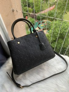 2020 Designers luxury handbags Newest Stlye Famous Bumbag Cross Body Shoulder Bag Autn Material Waist Bags Bum Unisex Waist Bags M43644