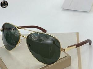 New Brand Leopard Eyewear Polarized Sunglasses Men Women's Driving Sun Glasses Metal&Plastic Classic Brand Design Vintage Pilot Eyeglasses