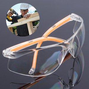 NEW Schutzbrille Transparent staubdichte Glas-Funktion Brille Lab Brillen Splash Protective Anti-Wind GogglesAnti Splash Arbeit Brillen