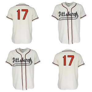 Pittsburgh Crawfords 1938 Home Jersey Shirt Custom Men Women Youth Baseball Jerseys Any Name And Number Double Stitched