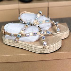 Luxury Women Sandals Designer SlippersHausschuhe flashtrek slipper pantoufle Slides Summer Wide Flat Sandals Slipper 35-43