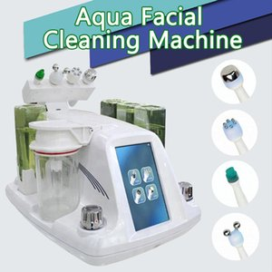 Hydro Dermabrasion Yes Hot Selling Newest Machine 4 en 1 Korea Design Water Dermabrasion Deep Cleansing Hydro Dermabrasion Machine para Salo