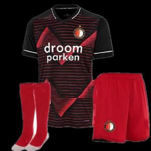 20 21 erwachsene Feyenoord Fußball-Trikot 2020 2021 KOKCU Fußballhemd Berghuis Camiseta de futbol JORGENSEN camiseta de fútbol Anzug