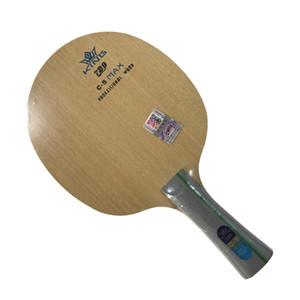 Racchette 729 C-5 in legno Ping pong Lama per PingPong Racket ping-pong pagaia Racchette