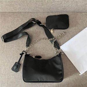 Ücretsiz dünya çapında klasik moda lüks çift torba kapak kanvas omuz çantası en kaliteli metal zincir çantası boyutunu nakliye 23cm 16cm 6cm