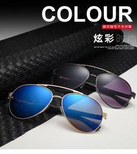 High Quality Brand Designer sun glasses Gold Frame mirror sunglasses Fashion womens sunglasses UV Mens sunglasses pilot classic sun glasses