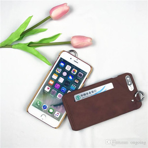 Luxury leather Wallet PU Leather Phone Case Cover Pouch with Card Slot for iphone x 8 7 6 6s Plus
