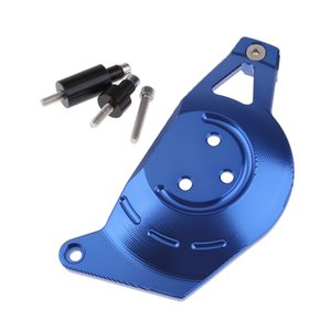 Motorcycle Engine Crank Case Stator Cover for Yamaha Nmax155 Blue, High Quality Metal (Size: 190mm x 80mm)