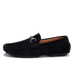 Mens-Kleidschuhketten Knoten Schuhe Herren zu Fuß Schuh lässigen Komfort Atem Schuhe für Männer xshfbcl reisen